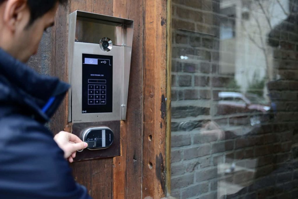 access control system in rochester
