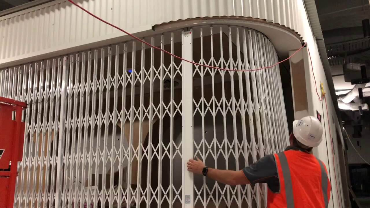 Accordion Grilles rochester