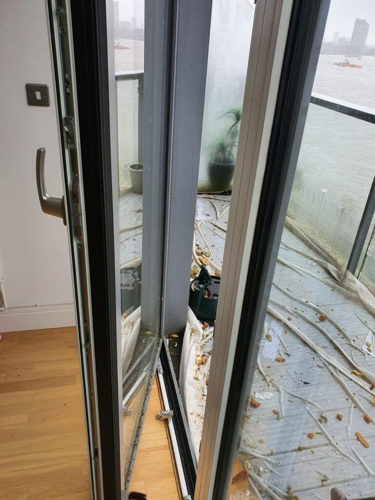 aluminum door repair rochester ny