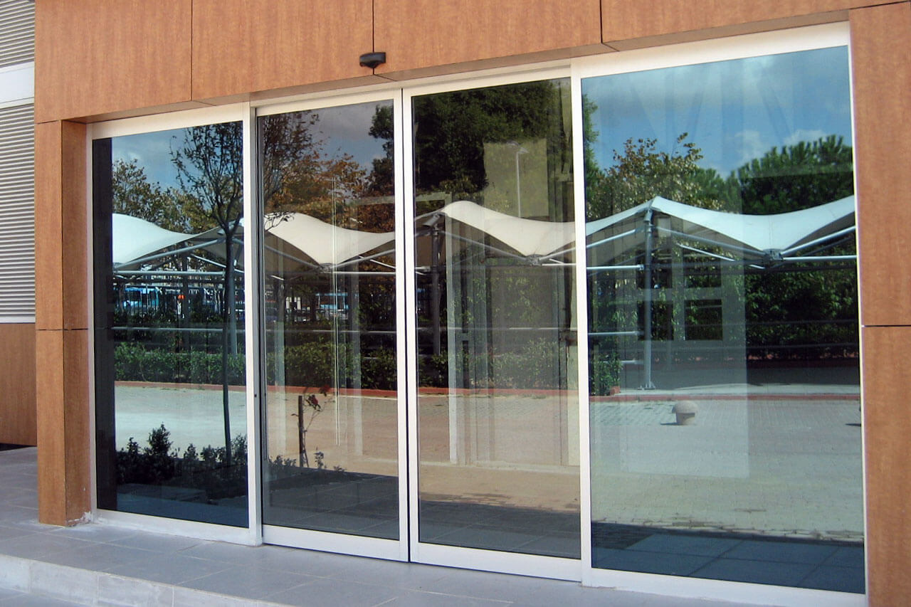 Automatic glass Sliding Doors rochester ny