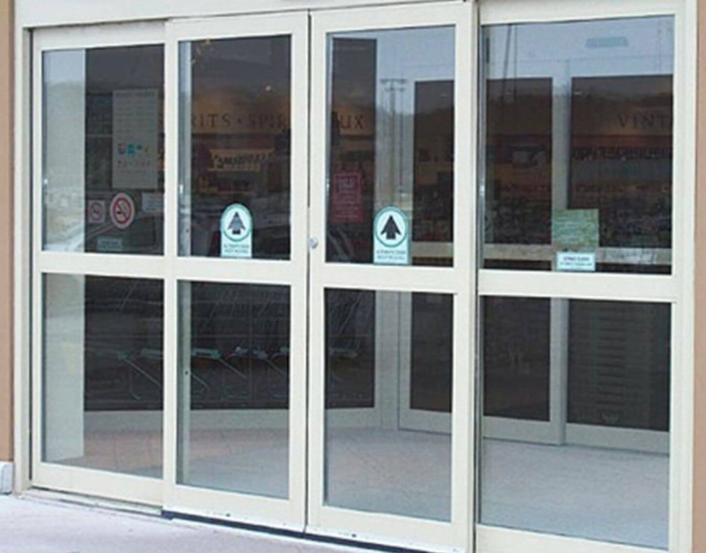 Commercial Entry Door Repair rocheser ny