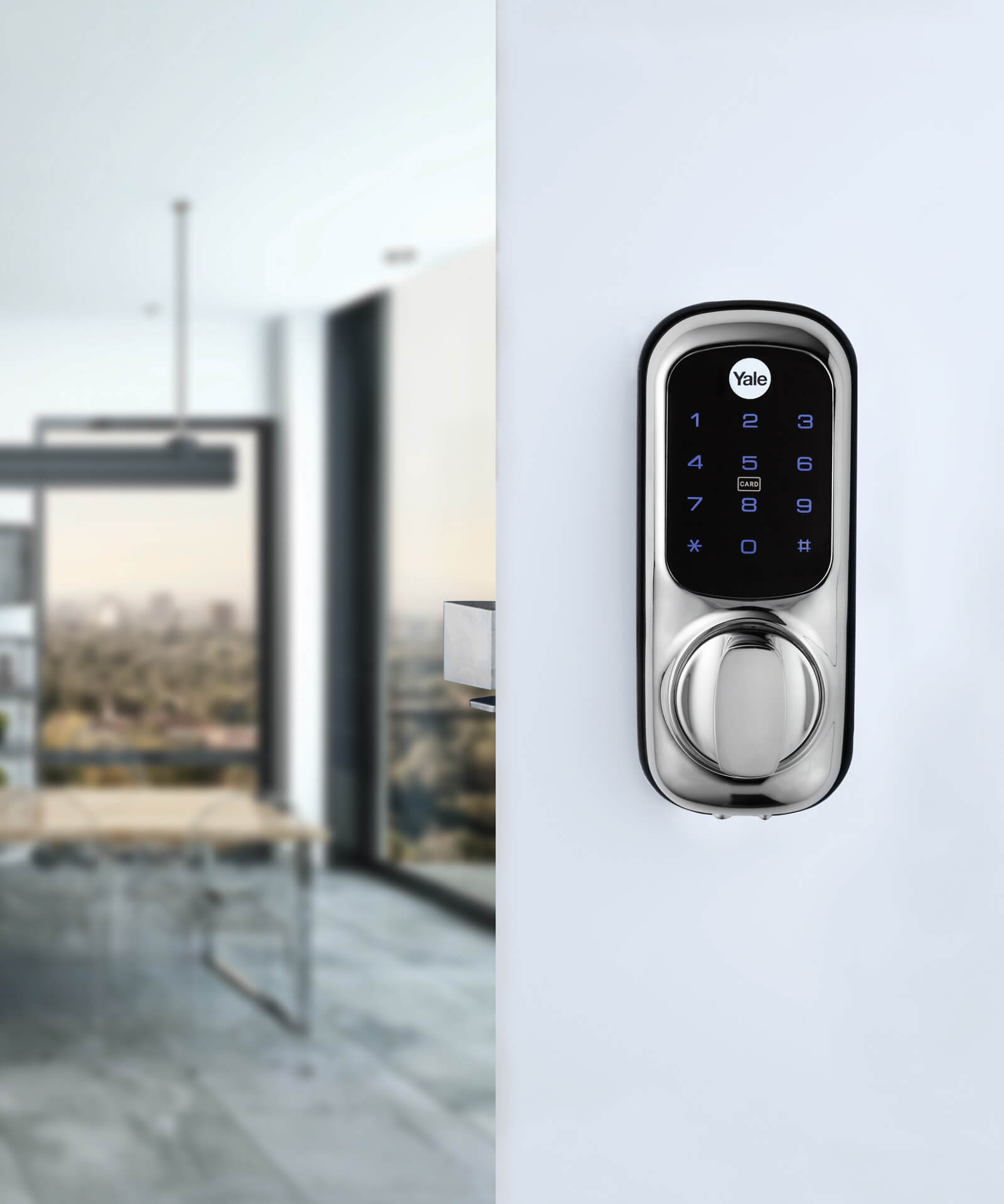 smart door lock system