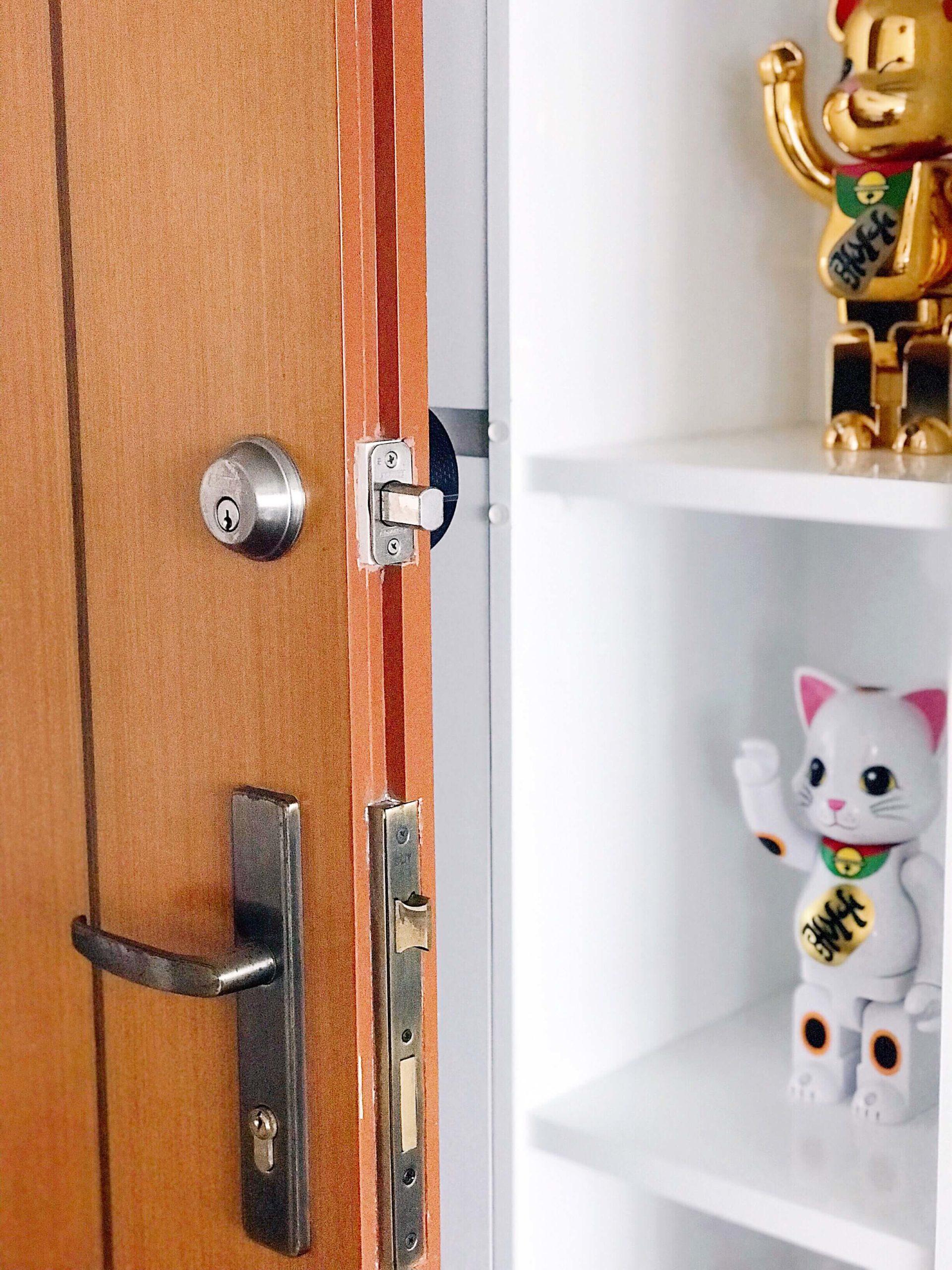 Deadbolt & Door Locks