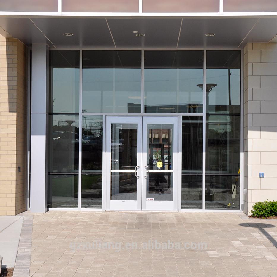 Glass Storefront Doors
