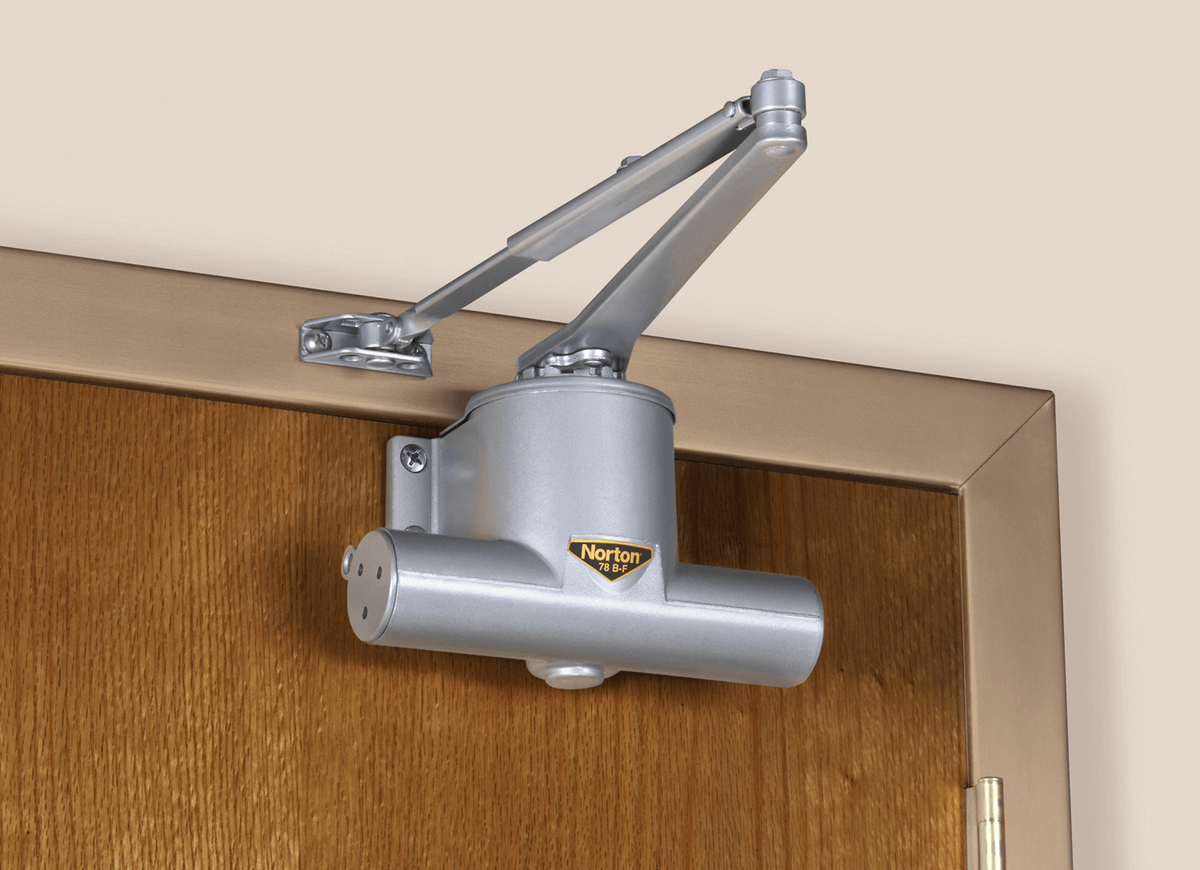 Norton Pot Belly Door Closer rochester