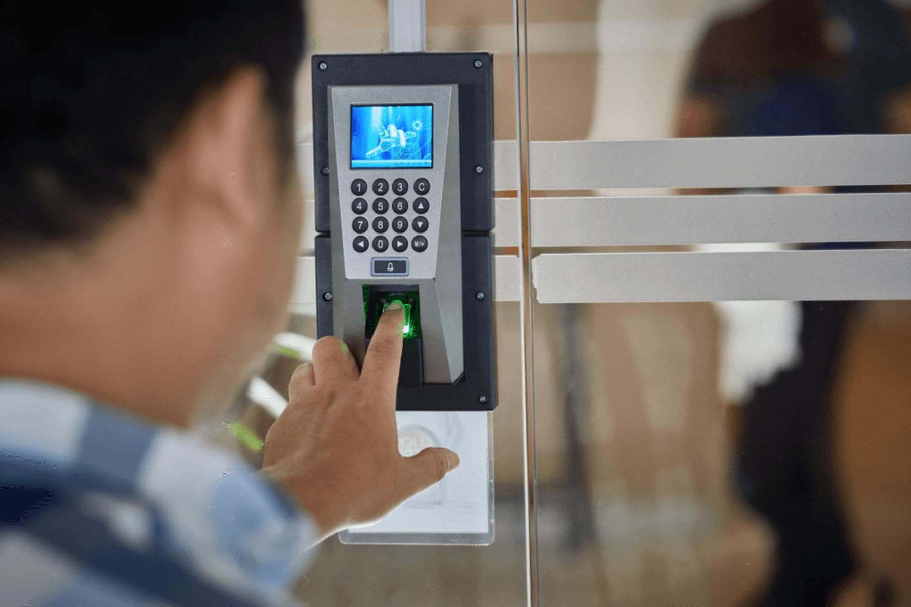 smart door entry system