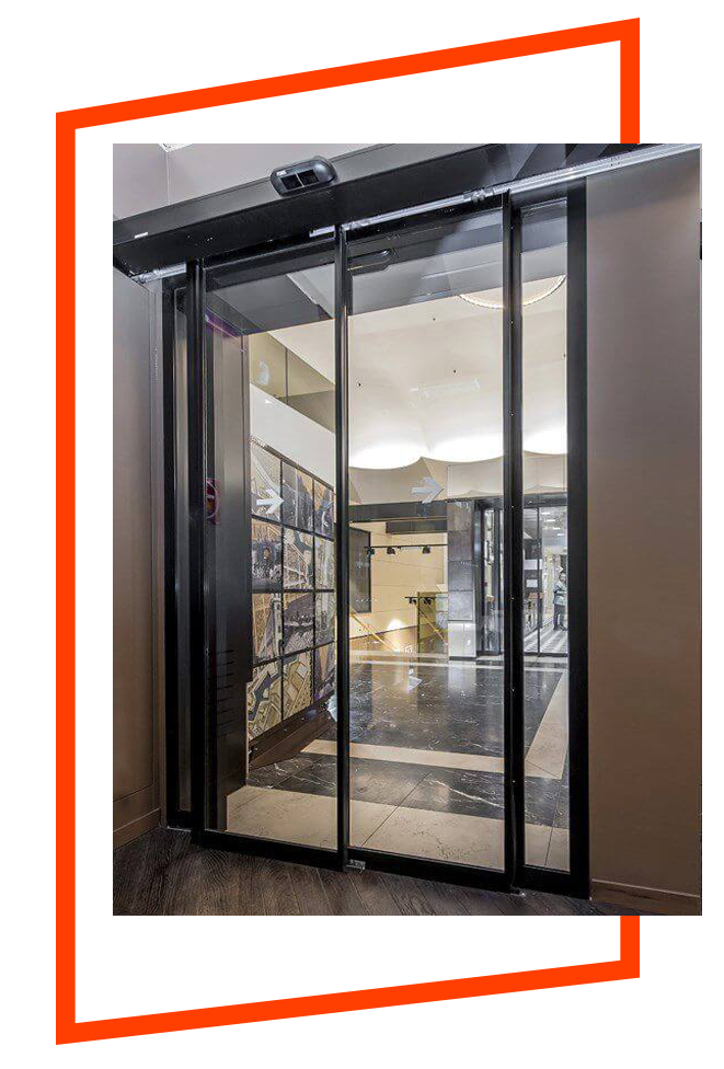 Automatic Telescoping Doors rochester