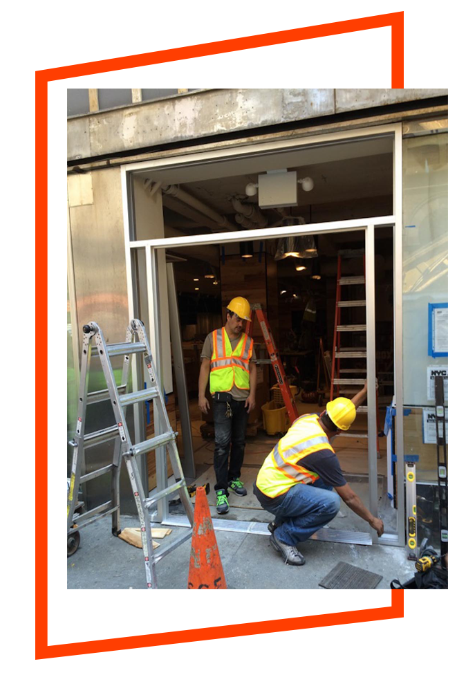 glass door repair experts rochester ny