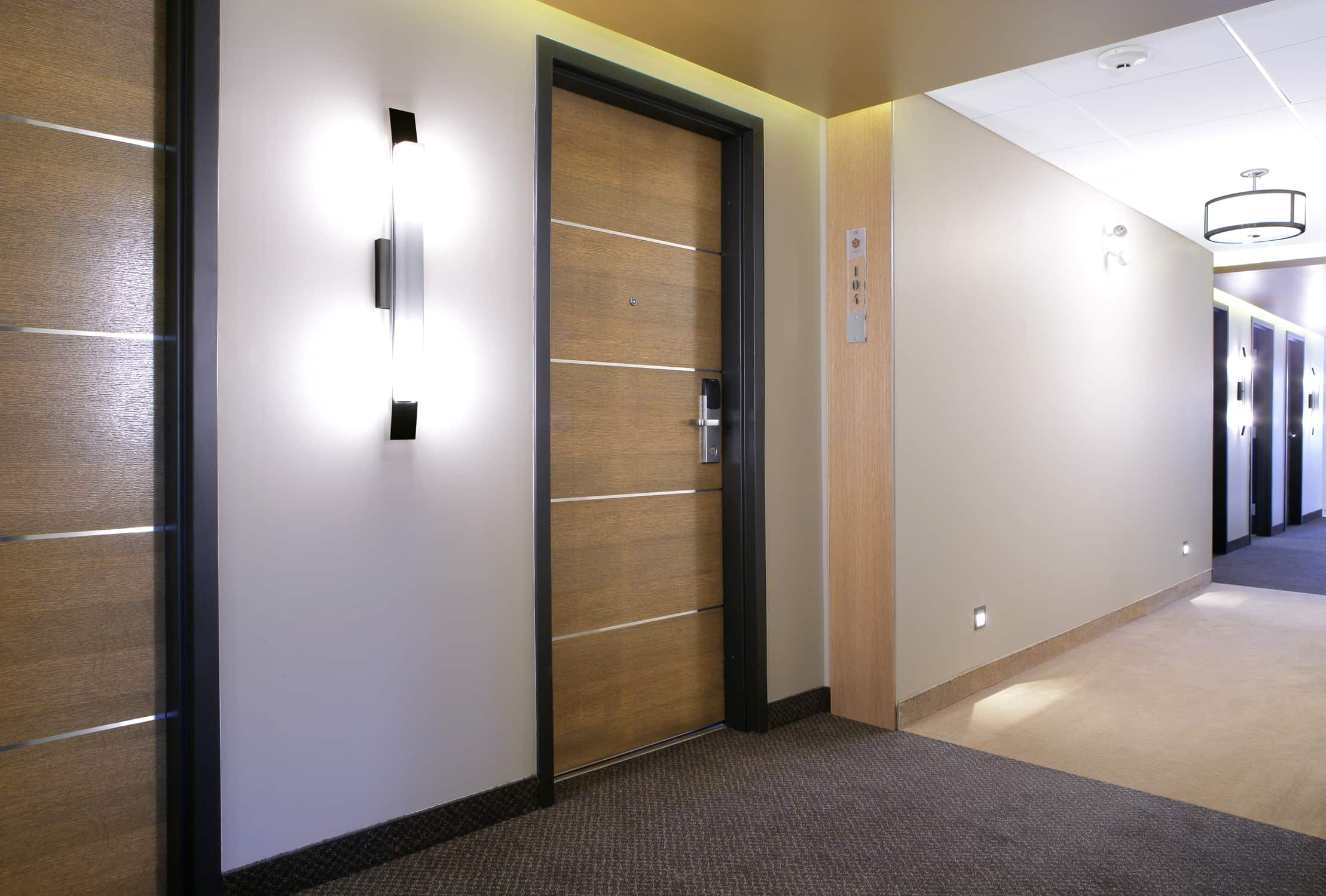 office wood door rochester ny