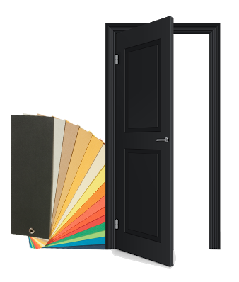door color shades